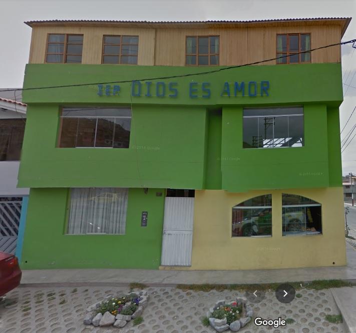 Escuela DIOS ES AMOR - Uchumayo