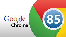 Google Chrome 85 : des nouvelles fonctionnalités à découvrir