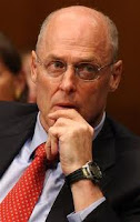 "Hank Paulson to Bloomberg TV: had to ""pinch himself"" in reaction to news Fannie Mae record profits"