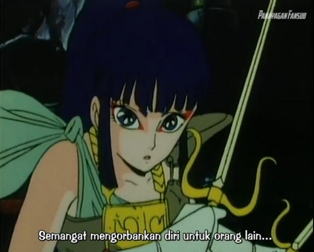 Ronin Warriors Subtitle Indonesia