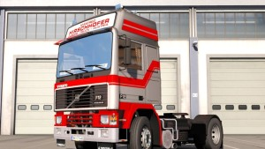 Manfred Hirschhofer Skin for Volvo F-Series