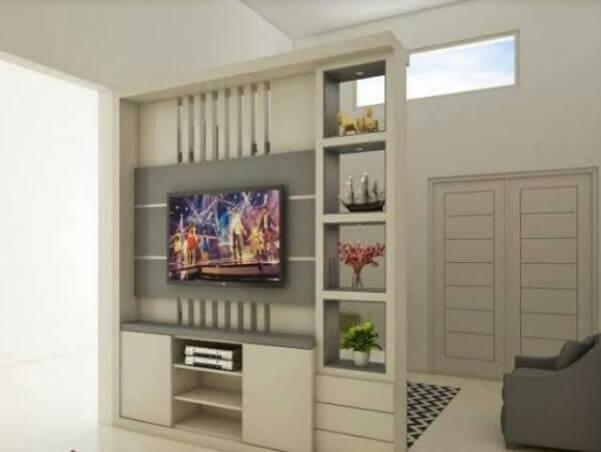 Furniture Rak Sekat Ruangan Yang Cantik
