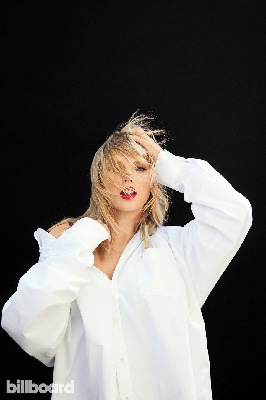 Taylor Swift: Woman of the Decade Shoot