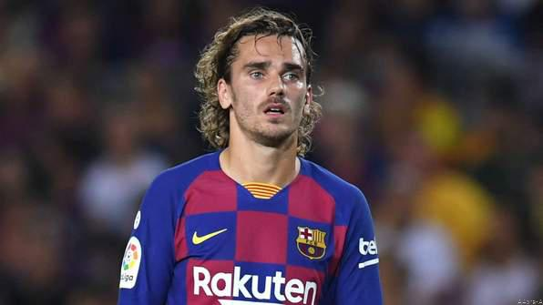 Barca Fined a 'Hefty' €300 for Griezmann Transfer