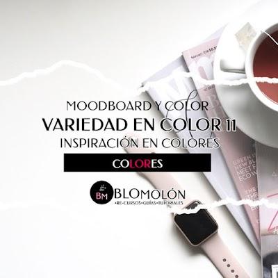 Variedad En Color 11 MoodBoard