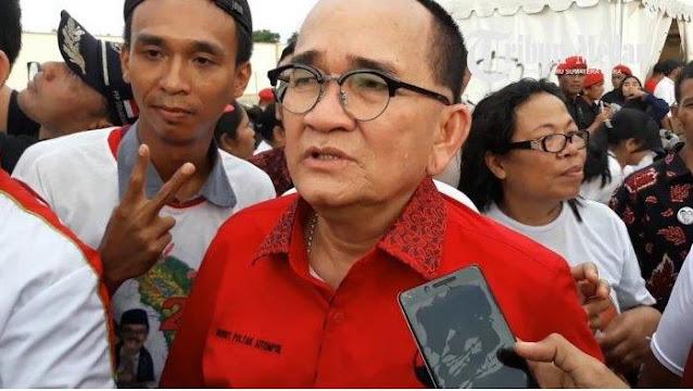 Cak Nun Ancam Turunkan Jokowi, Ruhut Malah Ketawa dan Singgung HRS