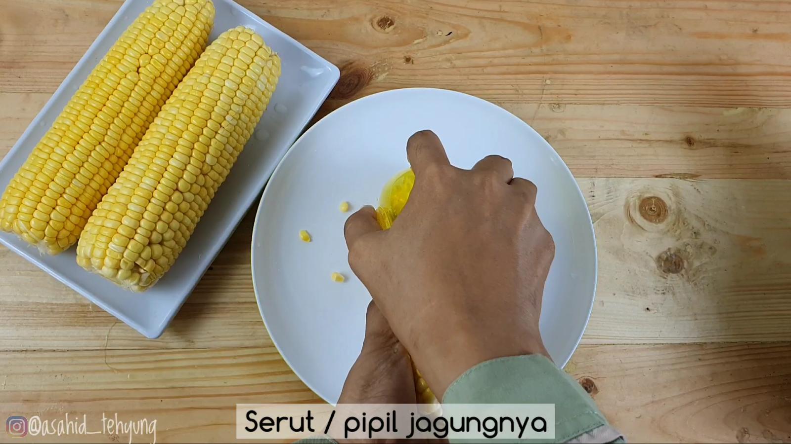 resep ide jualan bahan   jagung bisa untung berlipat lipat resep  review asahid Resepi Jagung Manis Tin Enak dan Mudah