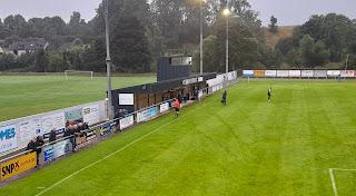 The Haughs, Turriff United FC