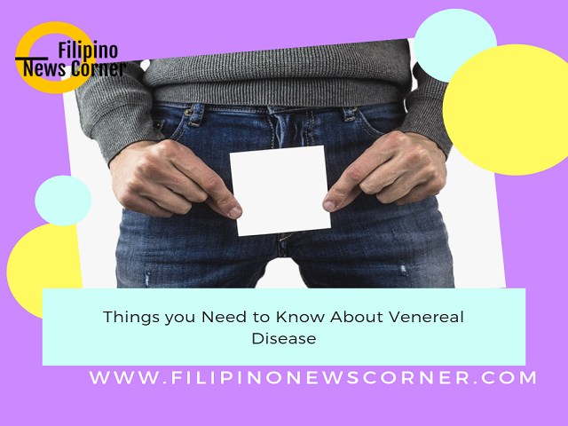 Gonorrhea and syphilis are the two most common types of venereal disease.