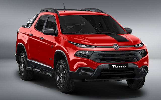Fiat Toro S-Design 2020 chega por R$ 114.990 reais