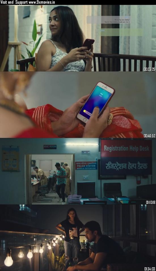 Comedy Couple 2020 Hindi 720p WEB-DL 750mb