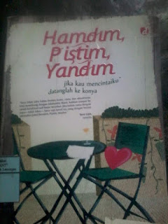 Resensi Buku Handim Pistim Yandim