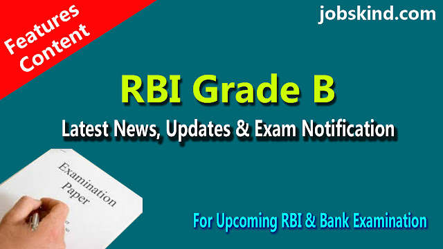 Find Rbi Grade B Latest News, Videos & Pictures on Rbi Grade B and see latest updates, news, information from jobskind. Explore more on Rbi Grade B.