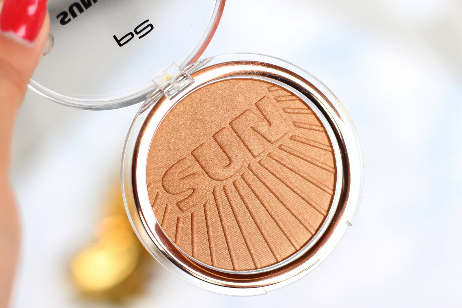 p2 bronzer, p2 sunshine finish bronzer, p2 bronzer review