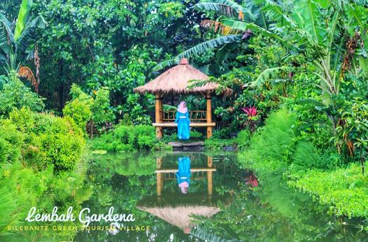 Pesona Bilebante Pesona Lembah Gardena Sebagai Salah Satu Icon Favorit Destinasi Wisata Hijau Bilebante