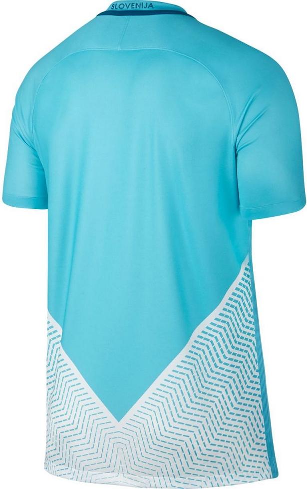 4ce844b686f3d Nike divulga as novas camisas da Eslovênia - Show de Camisas