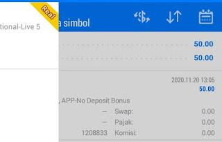 Vantage FX $50 Forex No Deposit Bonus