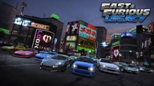 Game android terbaik FAST & FURUOUS : LEGACY