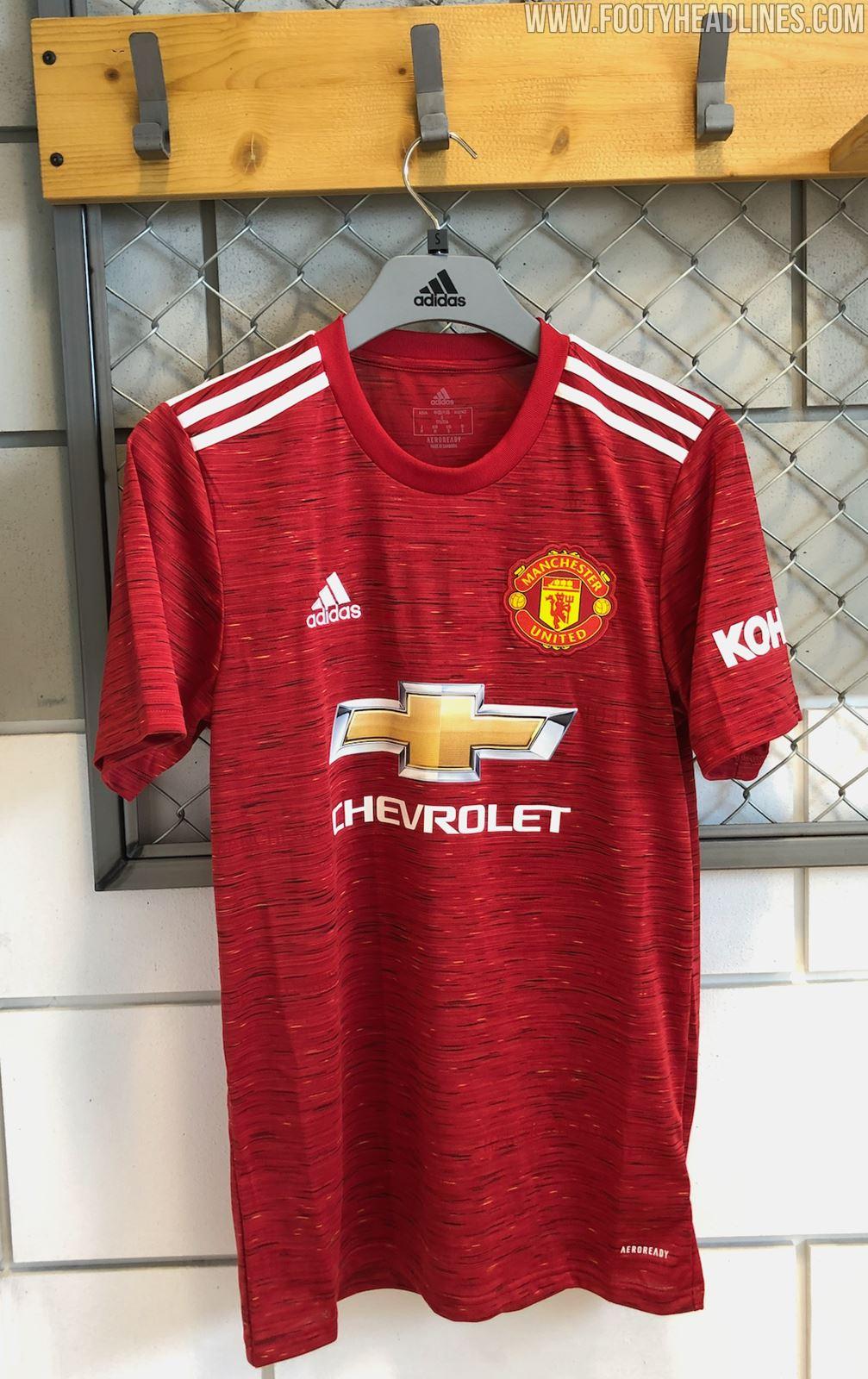 Manchester United Neues Trikot