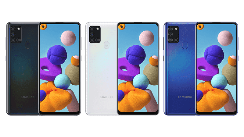 5 best features of the Samsung Galaxy A21s