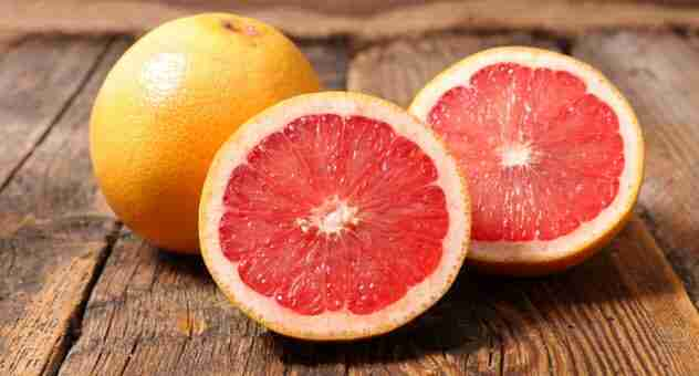 جريب فروت او Grapefruit