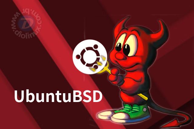 UbuntuBSD - tutorial de instalação
