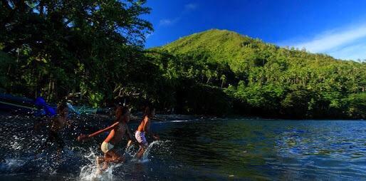 Pantai%2BAnggopi 4 Tempat Wisata Eksotis Di Papua Selain Raja Ampat