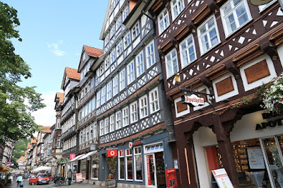 Hannoversch Münden - Altstadt
