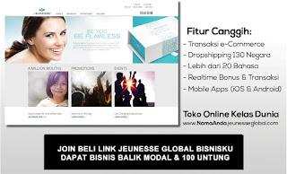 Seratus Juta Pertama Lewat Peluang Bisnis Terbaru Jeunesse Indonesia