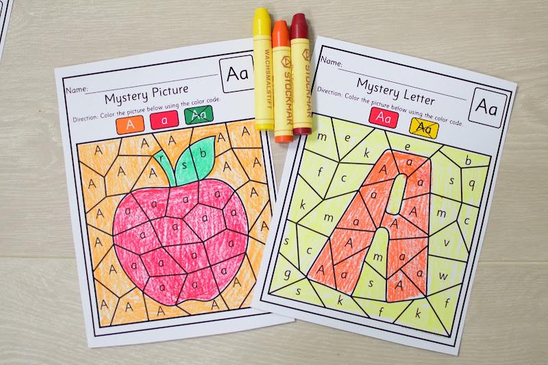 Alphabet Curriculum: Letter Identification