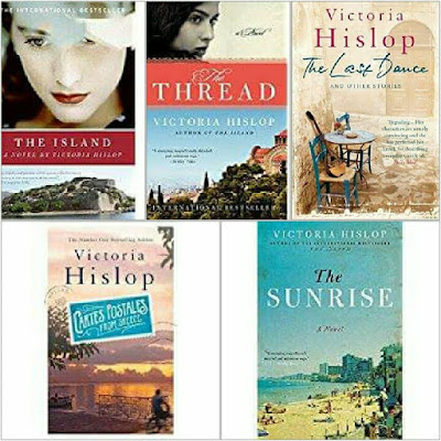 Victoria Hislop Stories born in Greece