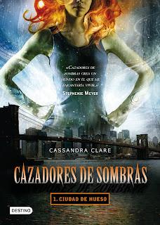 Ciudad de hueso 1, Cassandra Clare