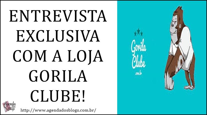 Loja Gorila Clube
