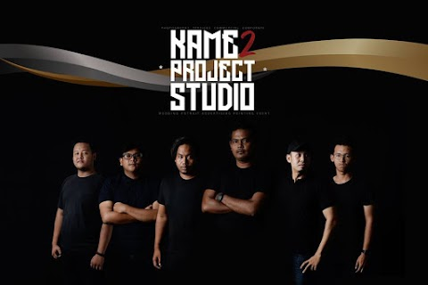 Inginkan Photoshoot Ala Model - Jom ke Kame2 Project Studio