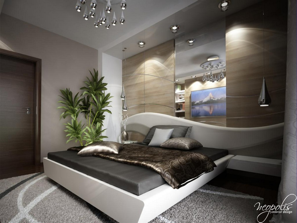 Best Fashion Modern Bedroom Designs By Neopolis
