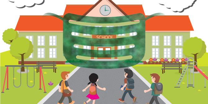 Masih Pandemi, Sekolah Dibuka lagi di Zona Hijau ?