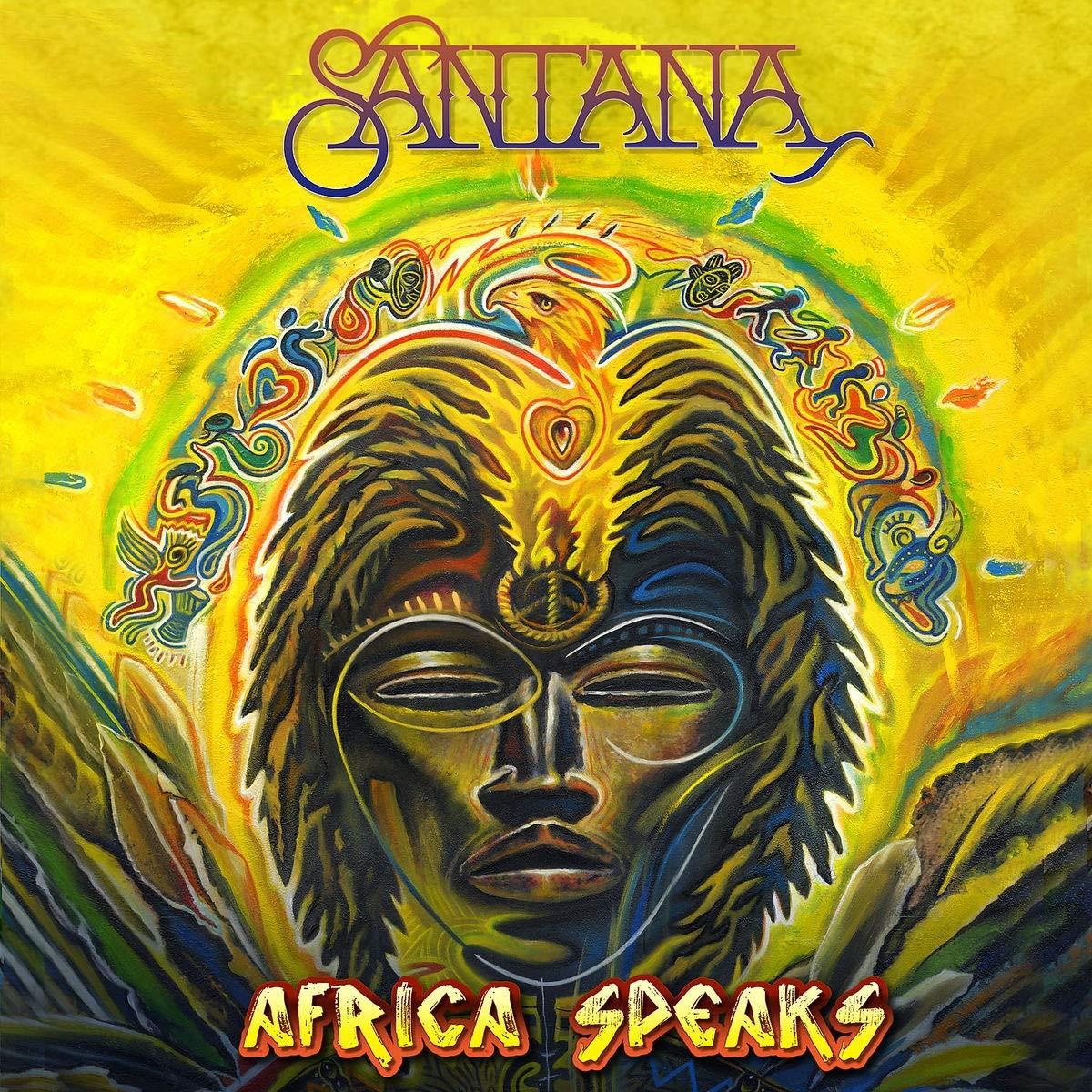 World Rock: Santana - Africa Speaks (2019) USA