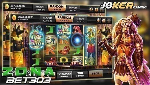 Agen Joker Gaming Slot Online Deposit 10rb Termurah