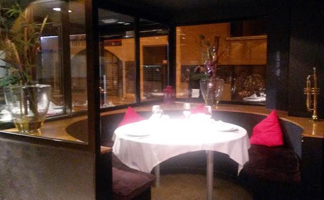 Interior de restaurante El Flaco, Tusolovive Madrid