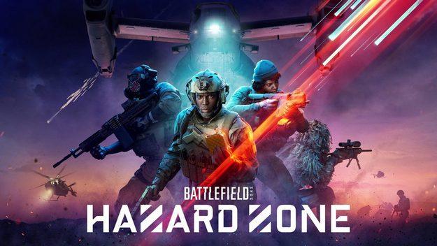 Battlefielda 2042 Hazard Zone mode