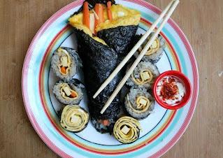 Temakizushi (手巻き寿司)
