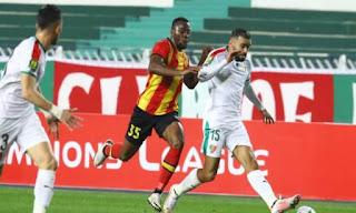 ملخص واهداف مباراة الترجي التونسي ومولودية الجزائر (1-1) دوري أبطال أفريقيا