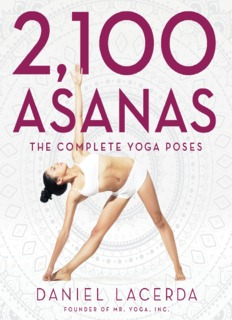 2100 asanas the complete yoga poseslacerda daniel