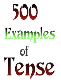 Download 500 Example of Tense in Bengali PDF