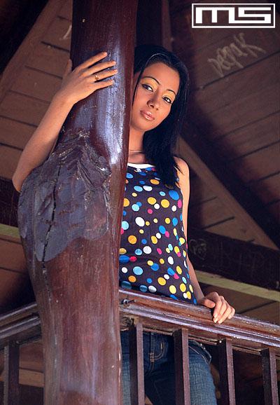 Nepal Model Sansar: Raginee Khadgi