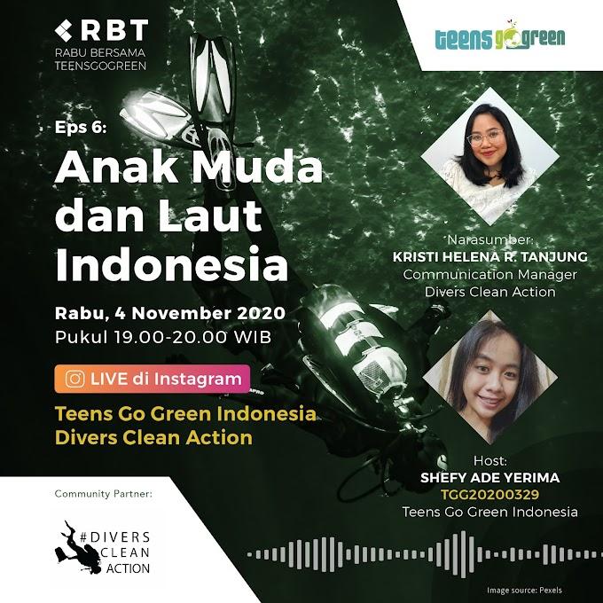 Menjaga Laut Indonesia dari Sampah Plastik