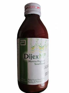Dijex MP 120ml Syrup