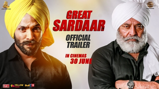 Great Sardaar Movie Trailer - J K Starr