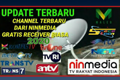 Sekarang Ninmedia di Asiasat 9, Berikut Frekuensi Terbarunya