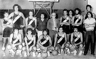 CR Vasco da Gama Bicampeão Estadual Masculino de Basquetebol de 1978/1979
